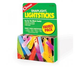 FAMILY PK LIGHTSICKS (8)-набор лайтстиков