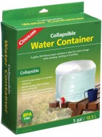 Collapsible water carrier, складной контейнер для …