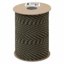 Паракорд Rothco Nylon Paracord 550lb 600 Ft Spool, Woodland Camo