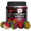 Бойлы фидерные Carp Zoom Duo Hook Boilies (ананас-кальмар)