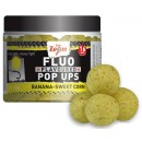 Бойлы насадочные Carp Zoom Fluo Pop Ups White, Pineapple-Squid