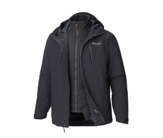 Куртка Gorge Component Jacket, Black