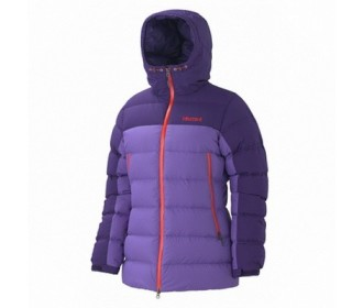 Куртка Wm's Mountain Down Jacket, Ultra Violet/Dark Violet