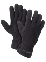 Перчатки Fleece Glove, True Black