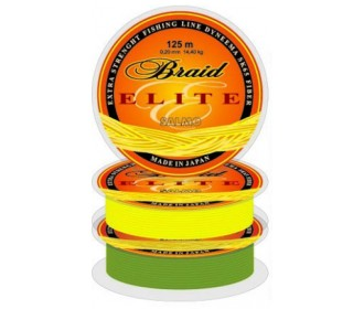 Леска плетеная Salmo Elite Braid 91м