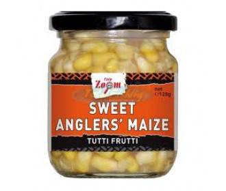 Кукуруза в сиропе Carp Zoom Sweet Anglers Maize, vanilla (ваниль) 220мл