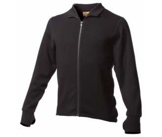 Термобелье Minus33 Denali Expedition Full Zip, Black