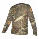 Термобелье Minus33 Chocorua Men's Midweight Crew, Mossy Oak Break-Up Infinity